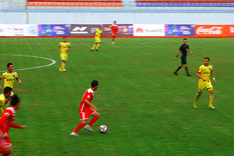 एनएसएल : काठमाडाैंलाई हराउँदै धनगढी फाइनलमा