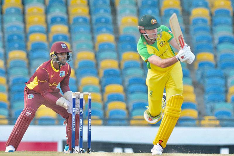 वेस्ट इन्डिजविरुद्धको एकदिवसीय शृंखलामा अस्ट्रेलियाको विजयी सुरुवात