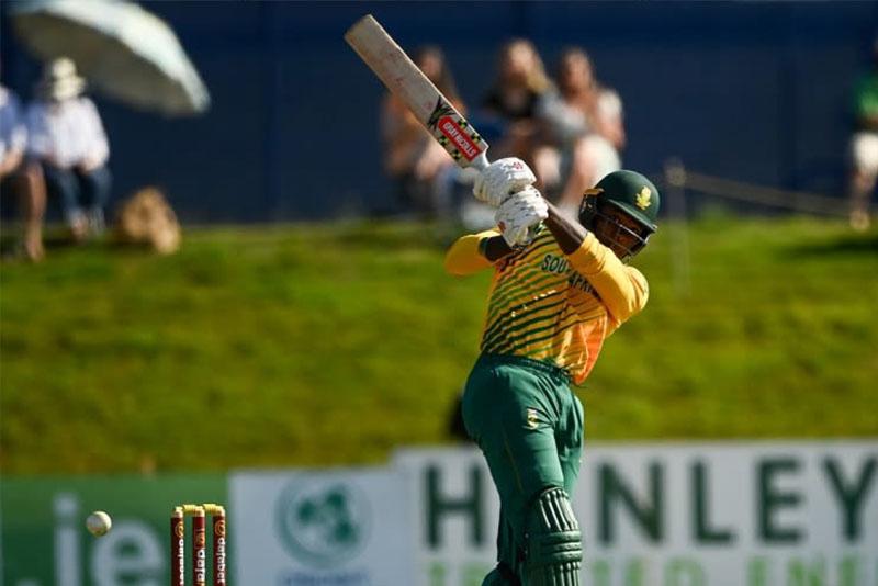 आयरल्याण्डविरुद्ध दक्षिण अफ्रिकाको जीत
